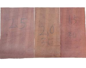 广东铸铁过滤片尺寸